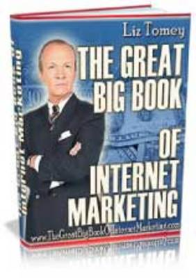 Product picture Big Book Internet Marketing.