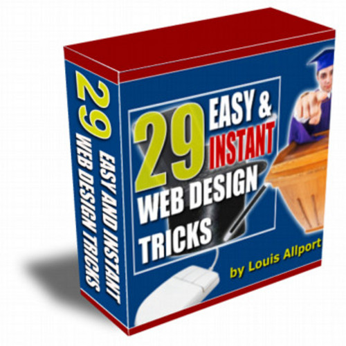 Product picture 29 Web Design Tricks