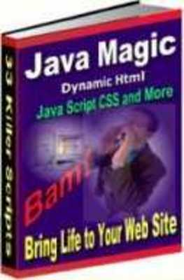 Product picture Java Scripts Magic